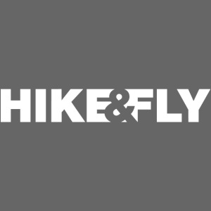 Hike & Fly Paragliding weiß