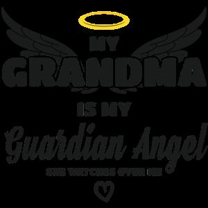 Meine Oma Mein Schutzengel Sie wacht über mich