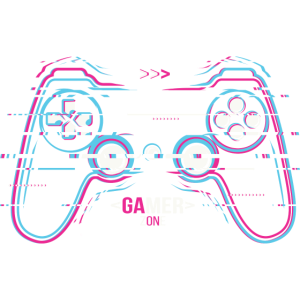 Gaming Motiv Gamer Zone