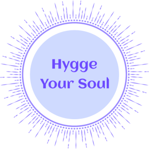 Hygge deine Seele - hellblau