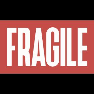 Typo Fragile - funnyowl