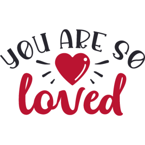 Du bist so geliebt