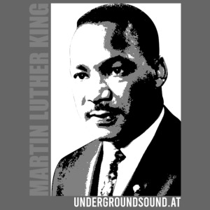 MARTIN LUTHER KING PORTRAIT