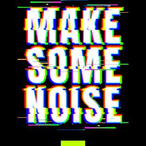 Vaporwave Vapor Wave Rave Music Make some Noise