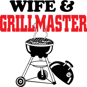 wife grillmaster