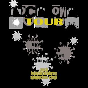 lockdown tour corona