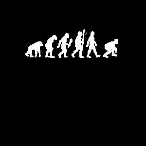 Lustige Hiphop Evolution Break Dance Geschenkidee