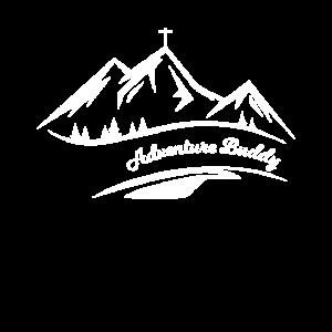 Adventure Buddy Bergmadl Bergmädchen Gipfelkreuz