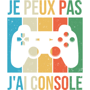 gaming - je peux pas j'ai console