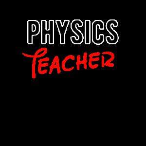 PHYSICS SCIENCE TEACHER GIFT