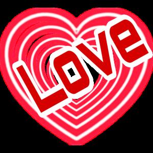 Love herz liebes Geschenk Ideen