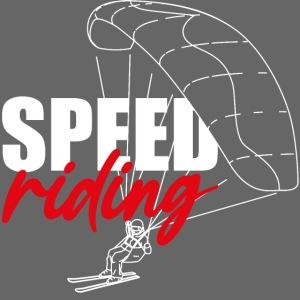 Speedriding Speedflying