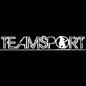 Teamsport Logo Malinois White