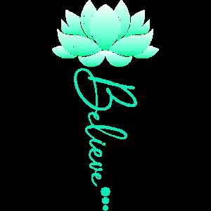 Lotus Blüte Blume Namaste