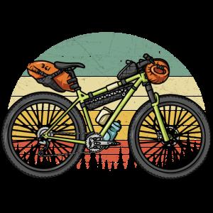 Mountainbike Downhill MTB Vintage Enduro Freeride