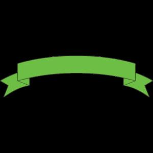 Banner Wimpel grün