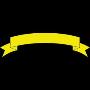 Banner Gelb