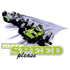 More speed please (version 2)
