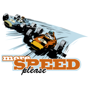 More speed please (version 1)
