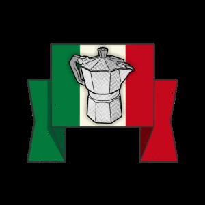 caffettiera italiana - zeitlos schön vintage
