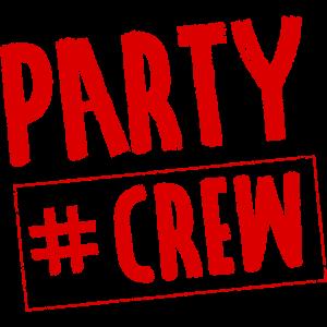 Party Crew Feiern
