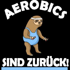 Aerobic Gruppen Shirt