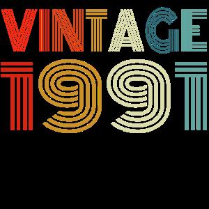 Jahrgang 1991 - Retro