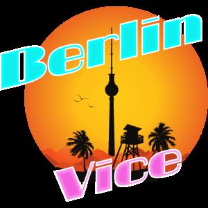 Berlin Vice - Miami Vice Retro