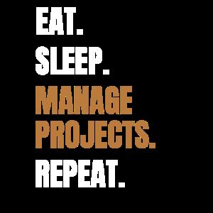 Lustiges Projektmanagement Geschenk Projektmanager
