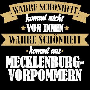 Mecklenburg Vorpommern Heimat Bundesland Spruch
