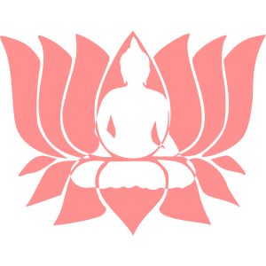 Lotusblüte Buddha