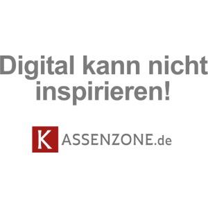 Digital kann nicht inspirieren!