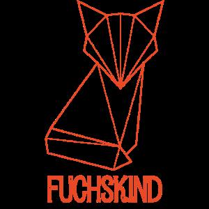 Fuchskind lustiger Spruch