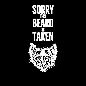 Entschuldigung, dieser Bart ist genommen