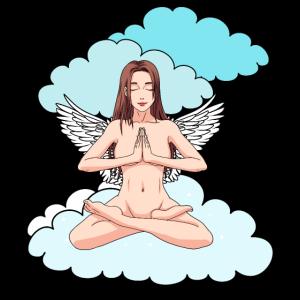 Himmlisch Meditation OM meditieren Yoga