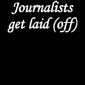 Journalisten werden entlassen