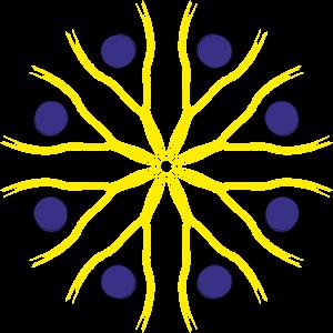 Spirituell Mandala