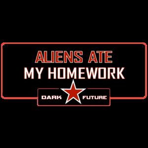 DFTS021 Aliens haben meine Hausaufgaben gegessen