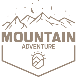 Mountain Adventure illustration | Wandern Berge