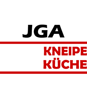 JGA Kneipe Küche