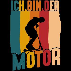 Tretroller Scooter Geschenk