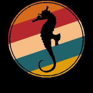 Seepferdchen Meerestier