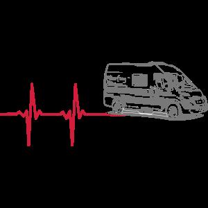 Wohnmobil Kastenwagen Heartbeat