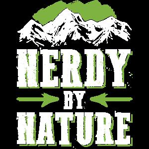 nerd natur spruch