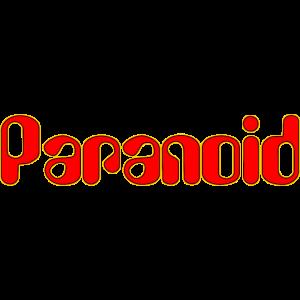 Paranoid | Song Sweater | Band Shirt | Joblin
