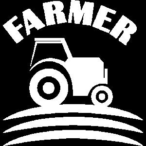 farmer lifestyle symbol