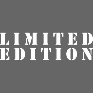 Limited Edition einzigartig