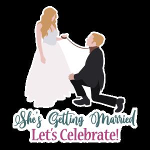 Sie heiratet! Lasst uns feiern! Hen Party