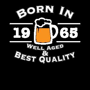 Born in 1965 Jahrgang