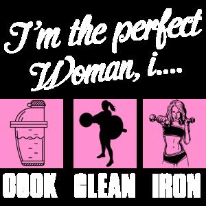 perfekte Frau